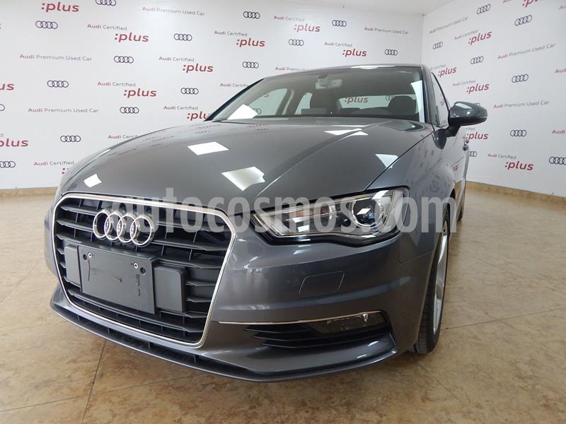 Audi A3 Sedan 1.4L Select Aut usado (2020) color Gris precio $460,000