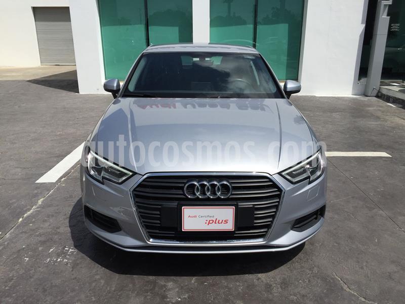 Audi A3 1.4L Dynamic Aut usado (2018) color Plata precio $325,000