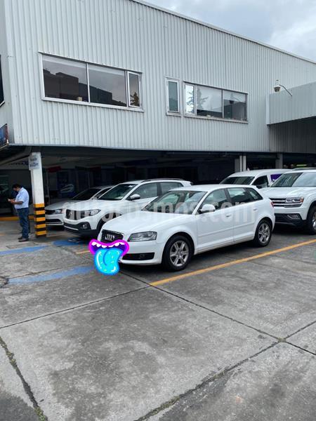 Audi A3 1.4L Ambiente Aut usado (2010) color Blanco precio $139,000