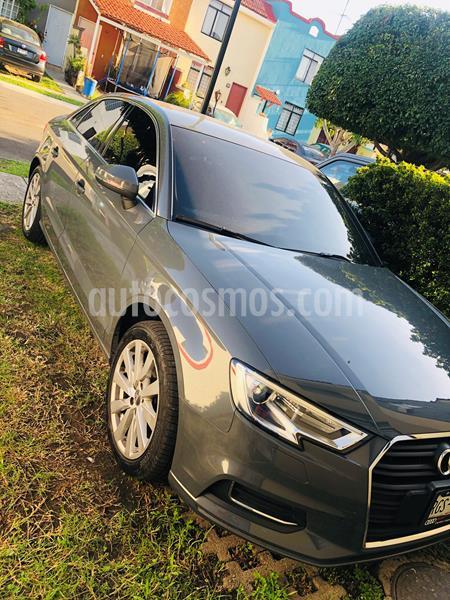 Audi A3 Sedan 1.4L Select Aut usado (2019) color Gris precio $380,000