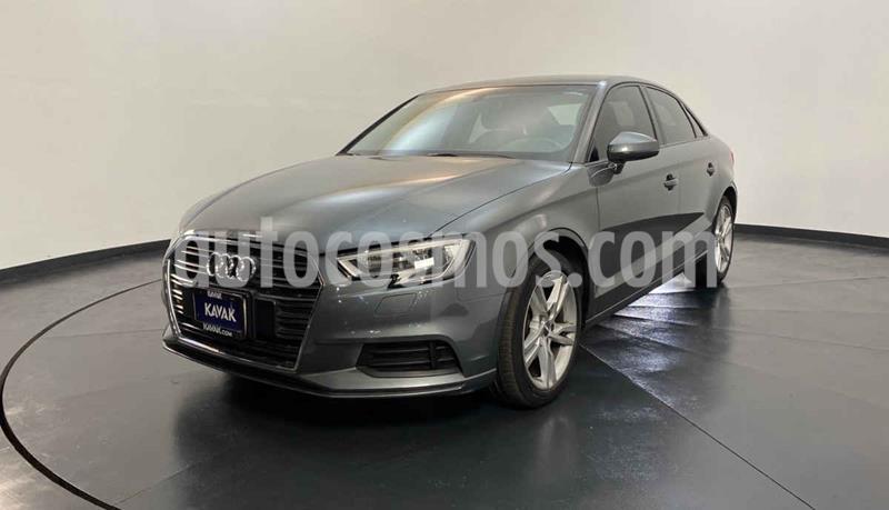 Audi A3 Sedan 1.4L Dynamic Aut usado (2017) color Gris precio $322,999