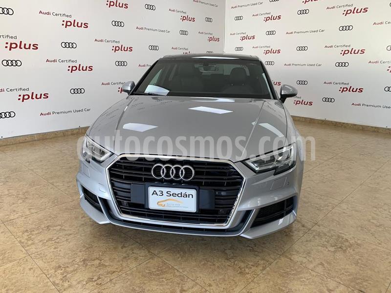 Audi A3 2.0L S-Line  usado (2020) color Plata Dorado precio $628,712