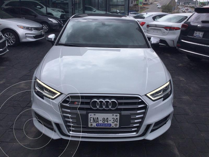 Foto Audi A3 2.0L S-Line usado (2018) color Blanco precio $700,000