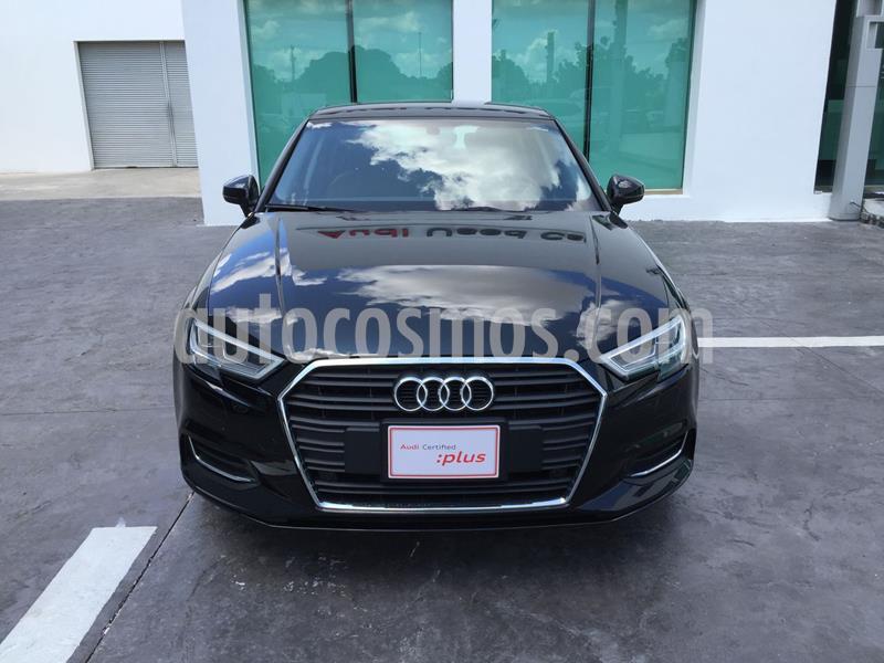 Audi A3 Sedan 1.4L Select Aut usado (2020) color Negro precio $512,265