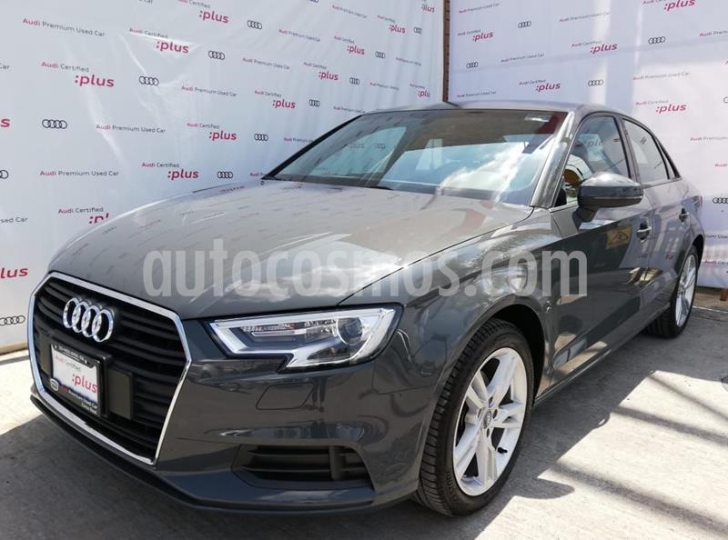 Audi A3 1.4L Dynamic usado (2019) color Gris precio $420,000
