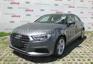 Audi A3 4p Sedan Dynamic L4/2.0/T Aut usado (2019) color Gris precio $389,000