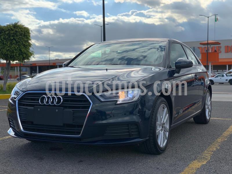 Audi A3 1.4L Dynamic usado (2017) color Azul precio $270,000