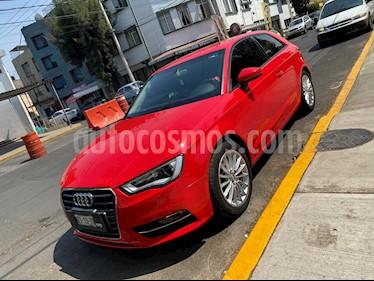 Audi A3 1.8L T FSI Ambiente S-Tronic usado (2016) color Rojo precio $249,000