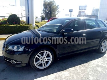 Audi A3 1.8T FSI Attraction S-tronic usado (2012) color Negro precio $147,000