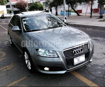 Audi A3 1.4L T FSI Ambiente S-Tronic usado (2009) color Gris Meteoro precio $78,999