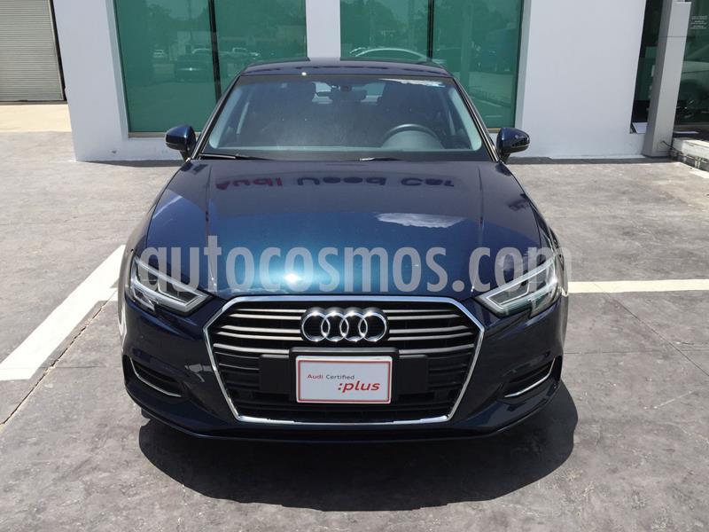 Audi A3 Sedan 35 TFSI Select Aut usado (2020) color Azul precio $494,812