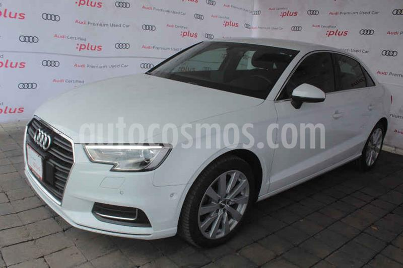 Foto Audi A3 Sedan 1.4L Select Aut usado (2018) color Blanco precio $340,000