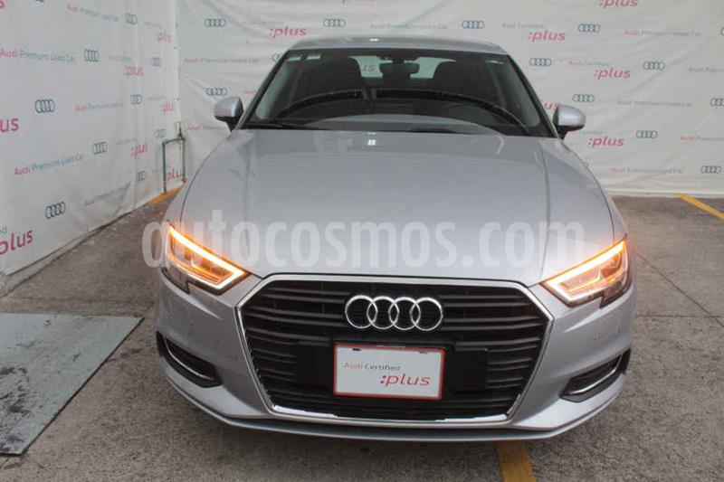 Audi A3 Sedan 2.0L Select Aut usado (2018) color Plata precio $375,000