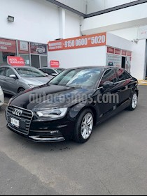 Audi A3 1.8L Attraction Aut usado (2016) color Negro Basalto precio $315,000