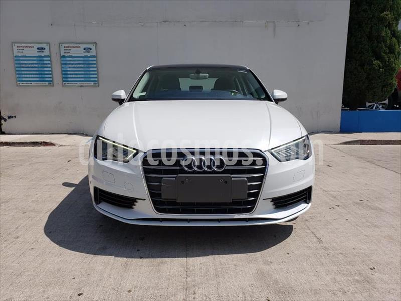 Audi A3 AMBIENTE L4/1.8/T AUT usado (2016) color Blanco precio $280,000