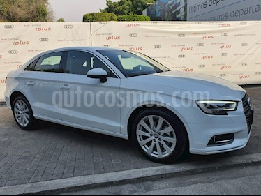 Audi A3 Sedan 35 TFSI Select Aut usado (2020) color Blanco Glaciar precio $454,999
