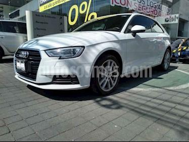 Audi A3 2.0L Select Aut usado (2017) color Blanco precio $339,000