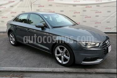 Audi A3 1.4L Ambiente Aut usado (2016) color Gris precio $265,000