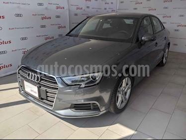 Audi A3 4p Sedan Dynamic L4/1.4/T Aut usado (2019) color Gris precio $390,000