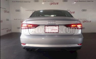 Audi A3 Sedan 35 TFSI Dynamic Aut usado (2020) color Plata precio $416,000