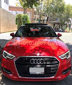 Audi A3 Sedan 1.4L Select Aut usado (2017) color Rojo precio $315,000