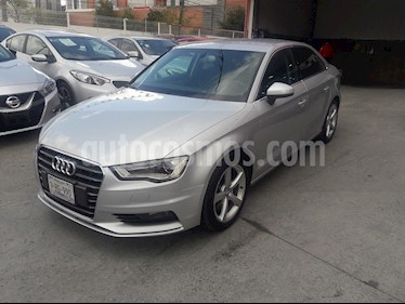 Audi A3 1.8L Attraction Plus Aut usado (2014) color Plata precio $260,000