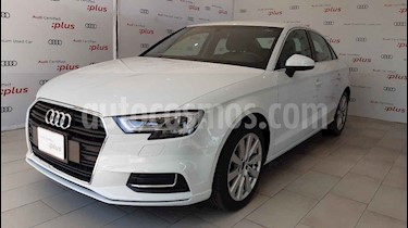 Audi A3 4p Sedan Select L4/2.0/T Aut usado (2019) color Blanco precio $495,000
