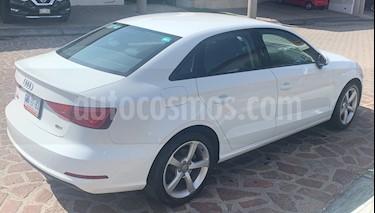 Audi A3 1.8L Ambiente Aut usado (2016) color Blanco Glaciar precio $285,000