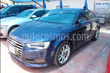 foto Audi A3 1.8L Attraction Aut usado (2015) color Azul precio $298,000