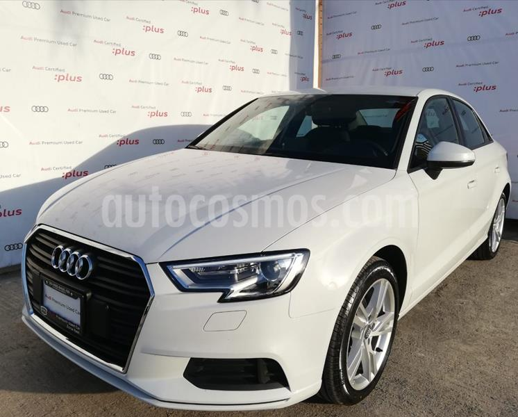 Audi A3 1.4L Dynamic usado (2018) color Blanco precio $339,000