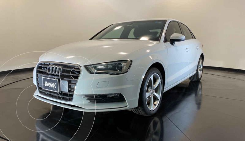 Audi A3 Cabriolet 1.8L Attraction Aut usado (2015) color Blanco precio $279,999