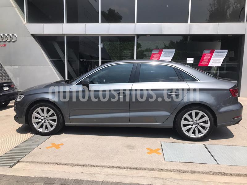Audi A3 Sedan 35 TFSI Select Aut usado (2020) color Gris precio $430,000