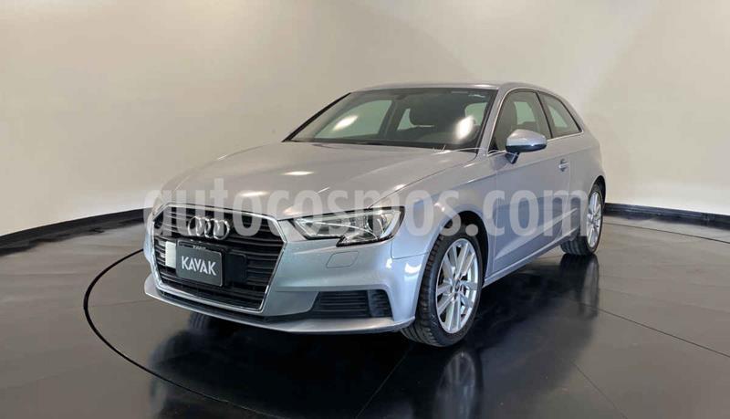 Audi A3 2.0L Dynamic Aut usado (2018) color Plata precio $347,999