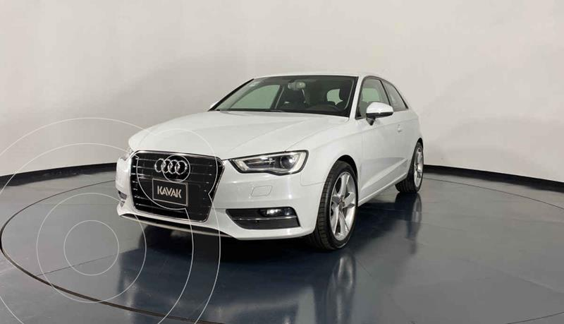 Foto Audi A3 1.8L Ambiente Plus S-Tronic  usado (2014) color Blanco precio $254,999