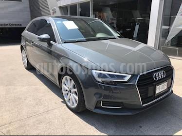 Audi A3 2.0L Select Aut usado (2018) color Gris precio $390,001