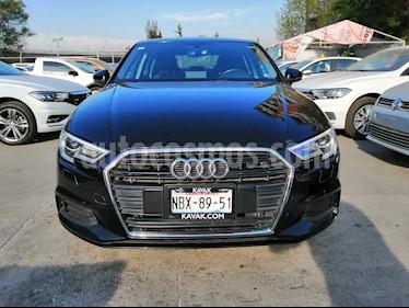 Audi A3 1.4L Dynamic usado (2017) color Negro precio $300,000