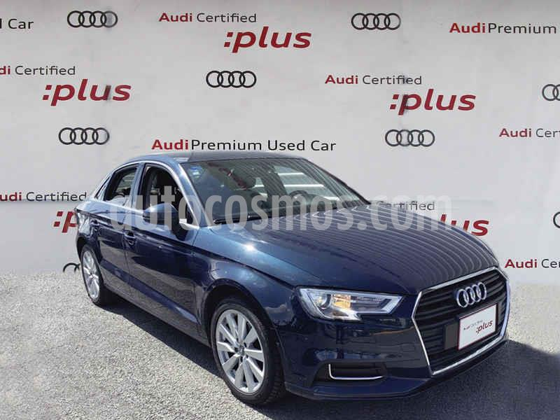 Foto Audi A3 Sedan 1.4L Select Aut usado (2018) color Azul precio $375,000