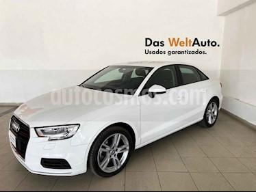 Audi A3 3p Dynamic L4/2.0/T Aut usado (2018) color Blanco precio $369,995