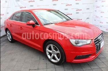 Foto Audi A3 Sedan 1.4L Ambiente Aut usado (2016) color Rojo precio $280,000