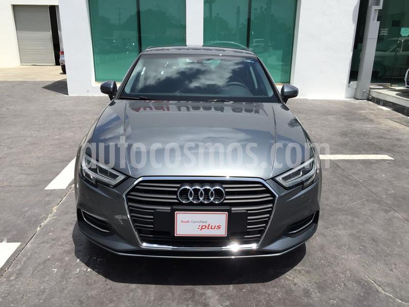 Audi A3 Sedan 35 TFSI Select Aut usado (2020) color Gris precio $504,900