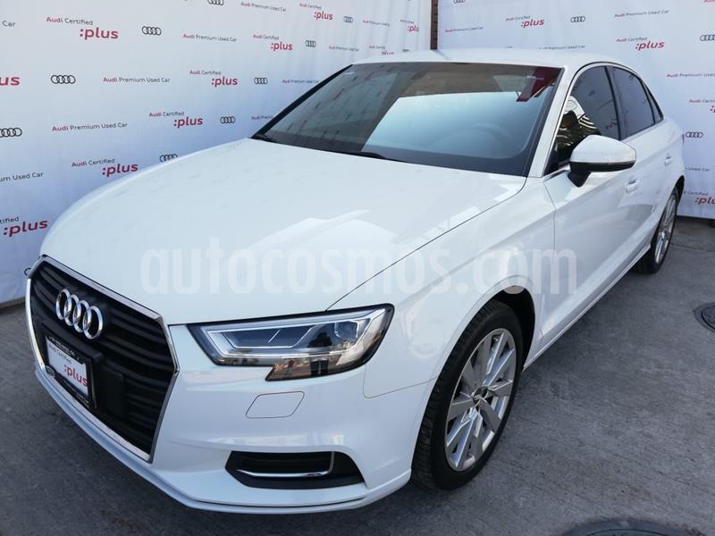 Audi A3 2.0L Select Aut usado (2019) color Blanco precio $405,000