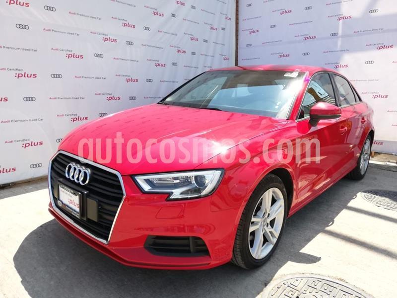 Audi A3 1.4L Dynamic usado (2019) color Rojo precio $360,000