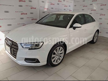 Audi A3 4p Sedan Select L4/2.0/T Aut usado (2019) color Blanco precio $485,000