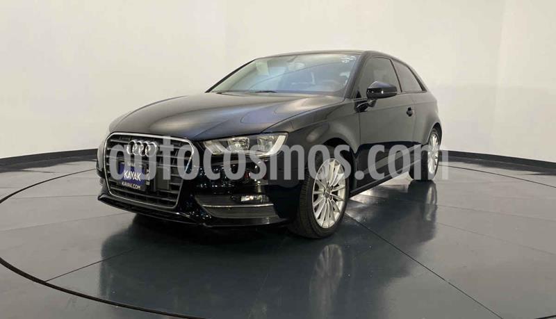 Audi A3 1.4L T FSI Ambiente usado (2015) color Negro precio $269,999