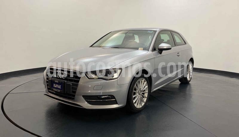 Audi A3 1.4L T FSI Ambiente S-Tronic usado (2016) color Gris precio $257,999