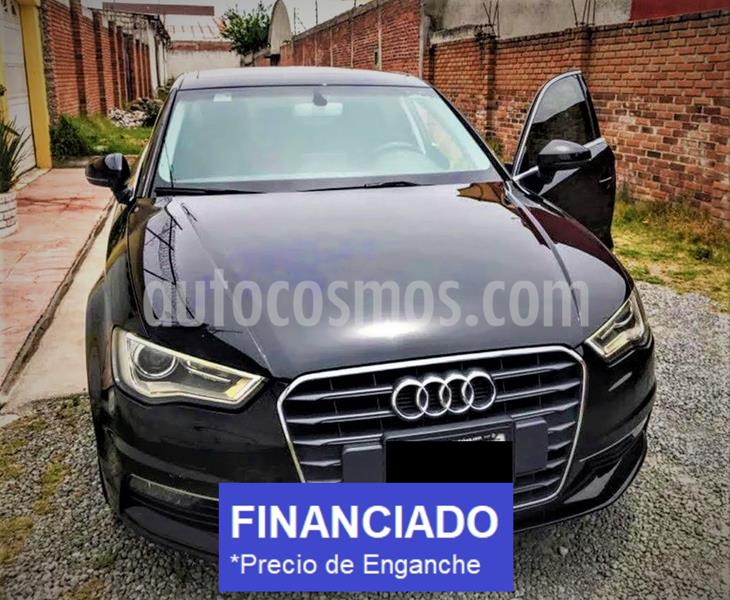 Audi A3 1.4L Attraction Aut usado (2016) color Negro Phantom precio $55,399