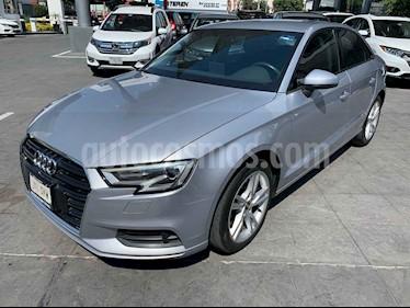 Audi A3 3p Dynamic L4/2.0/T Aut usado (2017) color Plata precio $305,000