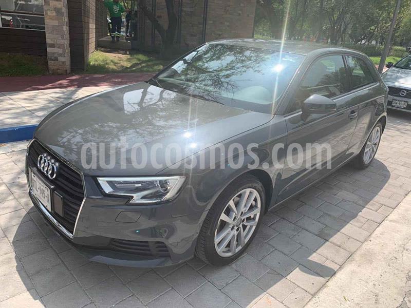 Audi A3 1.4L Dynamic Aut usado (2018) color Gris precio $289,900