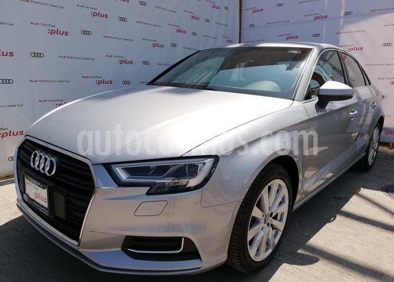 Audi A3 Sedan 1.4L Select Aut usado (2020) color Plata Dorado precio $480,000
