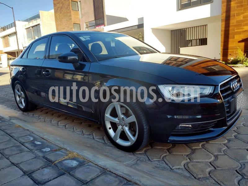 Audi A3 1.8L Ambiente Plus S-Tronic  usado (2014) color Negro precio $200,000